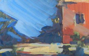 Plein-Air Painting by Annie Bailey