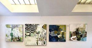 Paintings by Ingrid Ellison