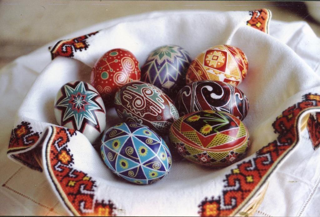 Pysanka - Ukrainian Egg Decorating