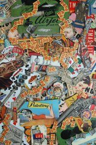 Margaret Rizzio Collage