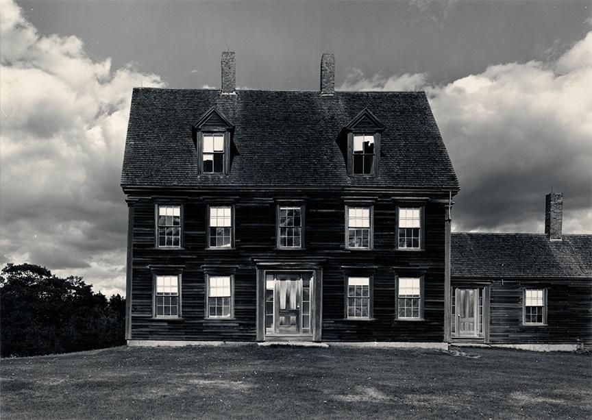 Paul Caponigro, The Olson House