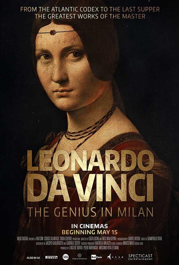 Leonardo Film Poster