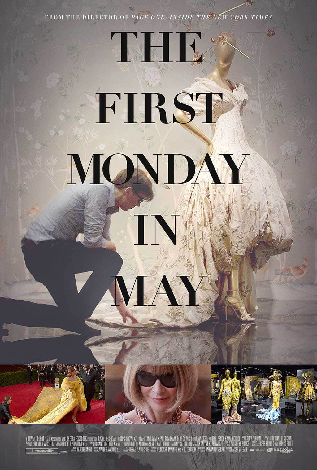 First Monday in May Poster