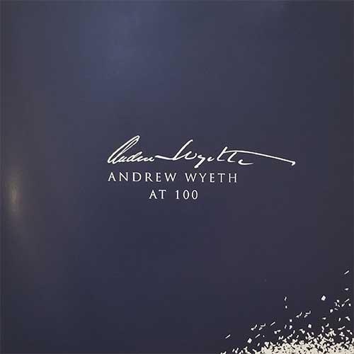 ANDREW WYETH AT 100 CATALOG