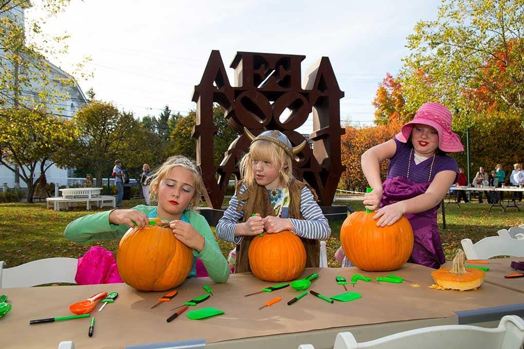 The Fall Family Festival at the Farnsworth