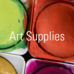 Art Instruction and Supplies