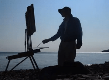 Painting Forum and Master Class with Rob Pollien