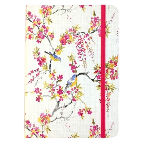 Blossoma and Bluebirds Journal cover