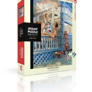 Summer Getaway Puzzle cover