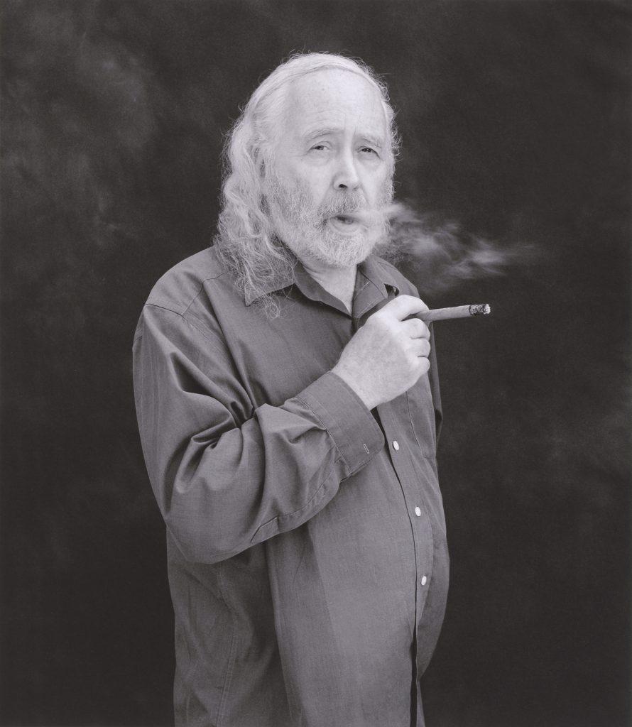 Joyce Tenneson, Robert Indiana, 2004, Giclee print
