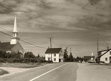 Berenice Abbott—In Maine, with Susan Danly