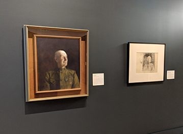 Andrew Wyeth's World War I