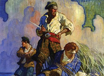 N.C. Wyeth: Every Picture Tells a Story