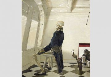 Andrew Wyeth: Dr. Syn