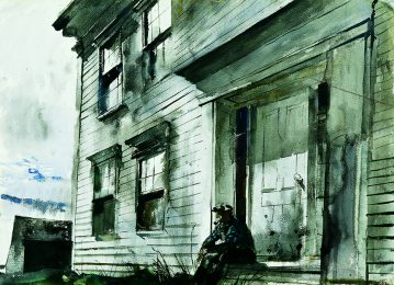 Andrew Wyeth: Maine Watercolors, 1938 to 2008
